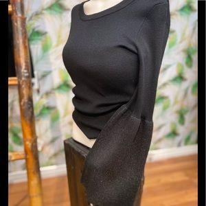 DKNY NWT ballon sleeve sweater